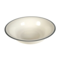 Pickard China Signature Ivory China Body Platinum With No Monogram Pattern Round Vegetable Bowl