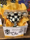 Parkleigh Exclusives MacKenzie-Childs Courtly Check Egg Bundle