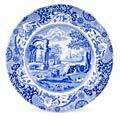 Spode Blue Italian Set of 4 Dinner Plates