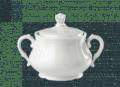 165 Antico Doccia Small Sugar Bowl