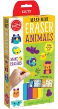 12.99 Eraser Animals Kit