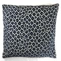 """270 Simba Navy Velvet 22"""" Sq. Pillow"""