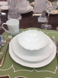 Bernardaud Digital 4 Piece Place Setting