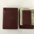 Provence Exclusives Wallets and Money Clips Card Holder - Money Clip