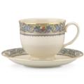 $114.00 Autumn Cup & Saucer