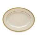 """602.95 Lowell 16"""" Oval Platter"""