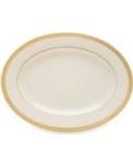 """479.95 Lowell 13"""" Oval Platter"""