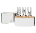 780 24 Stainless Steel 24pc Set