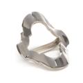 Kim Seybert Tile Napkin Ring - Silver