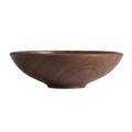 395 Andrew Pearce Champlain Bowl in Black Walnut