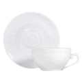 $114.00 Jumbo Breakfast Cup and Saucer