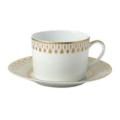 Bernardaud Soleil Levant Soleil Levant Tea Saucer