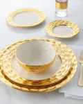 Michael Wainwright Truro Gold Bread Plate