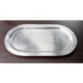 $37.00 Tray (oval hammered - medium)