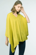 Plum Southern Exclusives Poncho - (lightweight - 4 season) Chartreuse