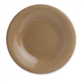 $5.00 Appetizer Plate Tan (These are discontinued, we have 23 left)