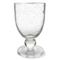 $11.50 Bubble Glass Goblet