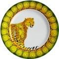 $44.00 Salad/Luncheon Plate 9' Cheetah