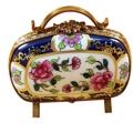 Rochard Limoges Ladies Accessories Handbag - Princess Decor