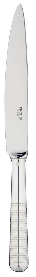 Ercuis Silver Plated Flatware - Transat Dinner Knife