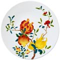 Raynaud Harmonia Buffet Plate Coupe – 12.6 in