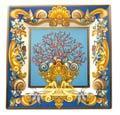 Versace by Rosenthal La Mer Tray, Porcelain