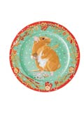 Rosenthal Zodiac 2020 Year of the Rat - Service / Wall Plate 11 3/4 in