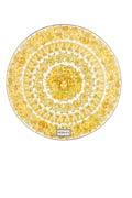 Versace by Rosenthal Medusa Rhapsody Service Plate 13 in