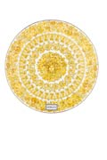 Versace by Rosenthal Medusa Rhapsody Service Plate 13 in