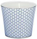 Raynaud Tresor Tresor Blue Candle Pot