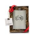 24 Stainless Steel Crab Flask