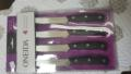 Oneida 4 PC STEAK KNIFE