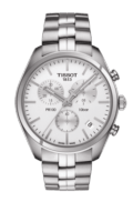 340 Mens Tissot PR100 Bracelet Chronograph Watch