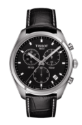Tissot PR100 Mens Tissot PR100 Strap Chronograph Watch