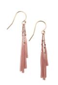 Abacus Row Kiki Earrings - Blush