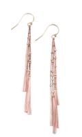 Abacus Row Lala Earrings - Blush