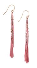 Abacus Row Lala Earrings - Peony