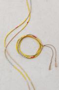Abacus Row Simi Wrap Necklace/Bracelet - Horizon