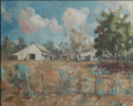 $2,450.00 Summer on the Farm by Chip Holton