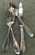$85.00 Stainless - Five Piece Place Setting