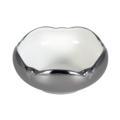 125 Metropolitan Platinum Tulip Bowl