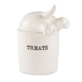 34 Dog Treats Canister