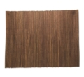 $5.00 Placemat Water Hyacinth Chocolate