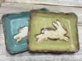$44.00 Tray Peter Rabbit - Blue