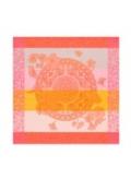 $90.00 Fleurs Gourmandes Peach Dinner Napkin Set/4 22