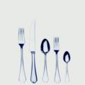 52.8 Dolce Vita 5 Piece Place setting stainless