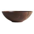 195 Champlain Bowl Black Walnut 13