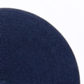 $19.00 Navy Round Placemat