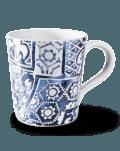 $18.00 Cote d'Azur Batik Mug