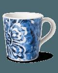 $18.00 Cote d'Azur Floral Mug